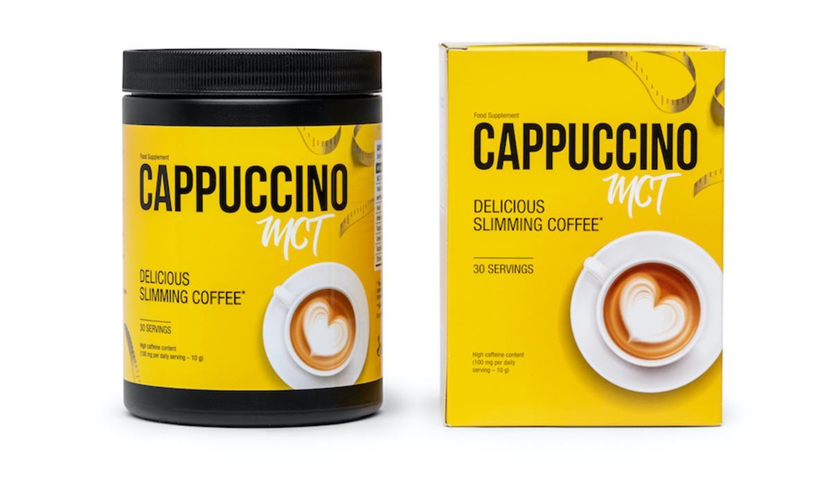 Cappuccino MCT - kawa kuloodporna