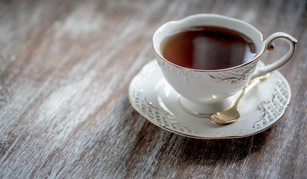 rezygnacja z picia kawy i herbaty