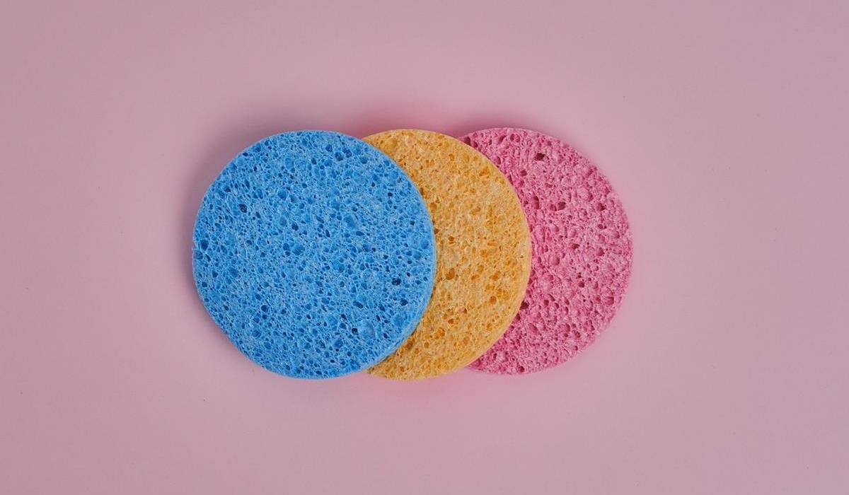 Co oznaczają poszczególne kolory gąbek
