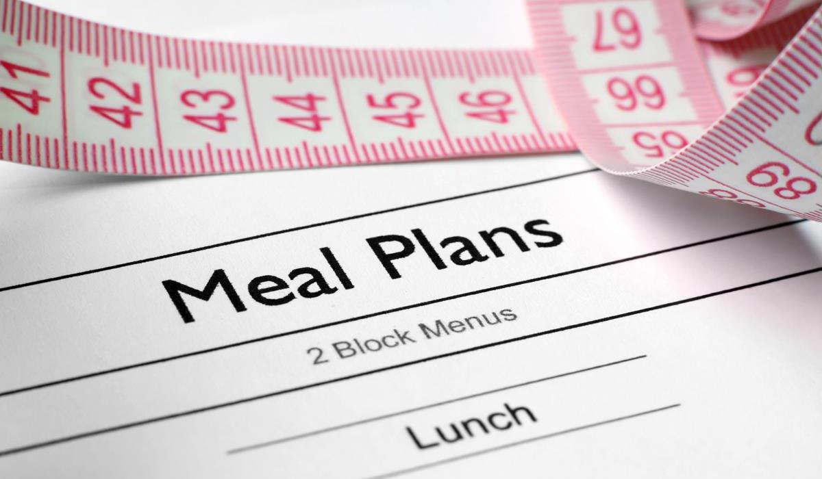 jadłospis na tydzień - dieta o niskim indeksie glikemicznym