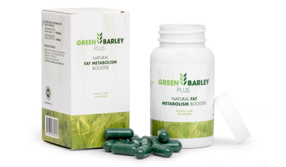 jak stosować Green Barley Plus