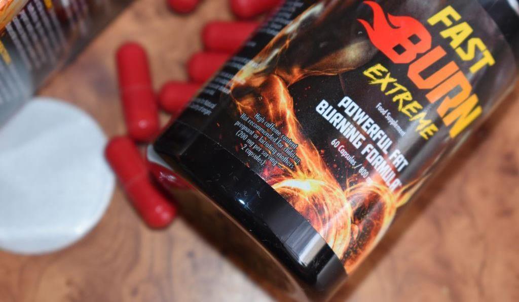 opinie o tabletkach fast burn extreme