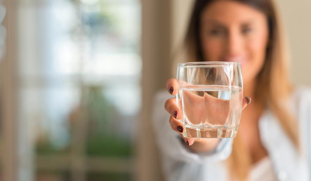 picie wody aby schudnąć