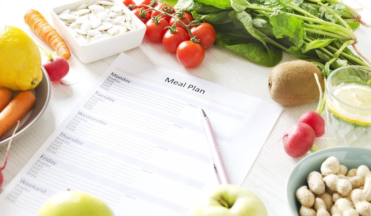 przykładowy jadłospis na diecie redukcyjnej