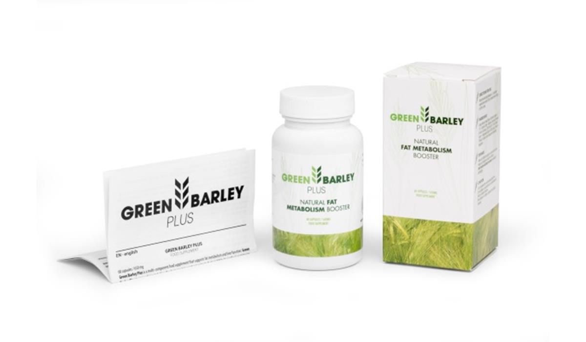 skład tabletek green barley plus