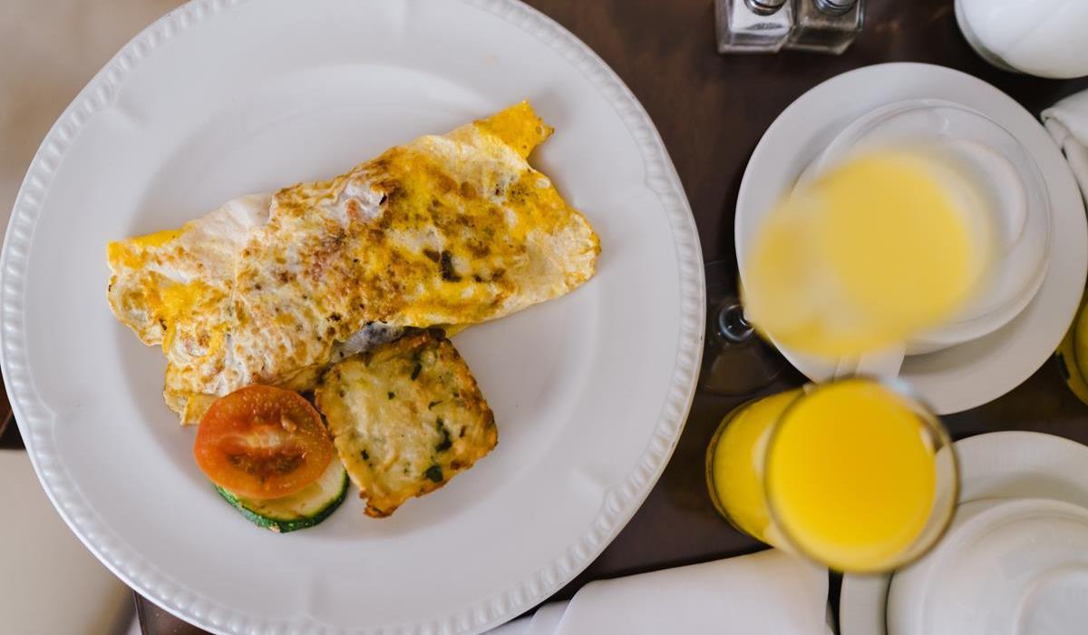 śniadanie - kluczowy posiłek