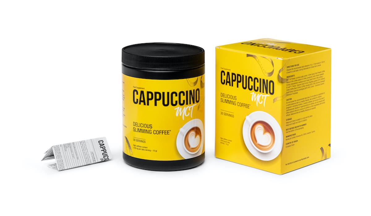 cappuccino mct - skład