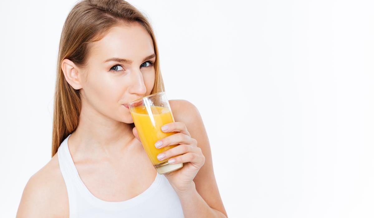 picie soków a zdrowie