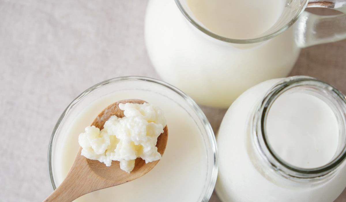 sfermentowane produkty mleczne
