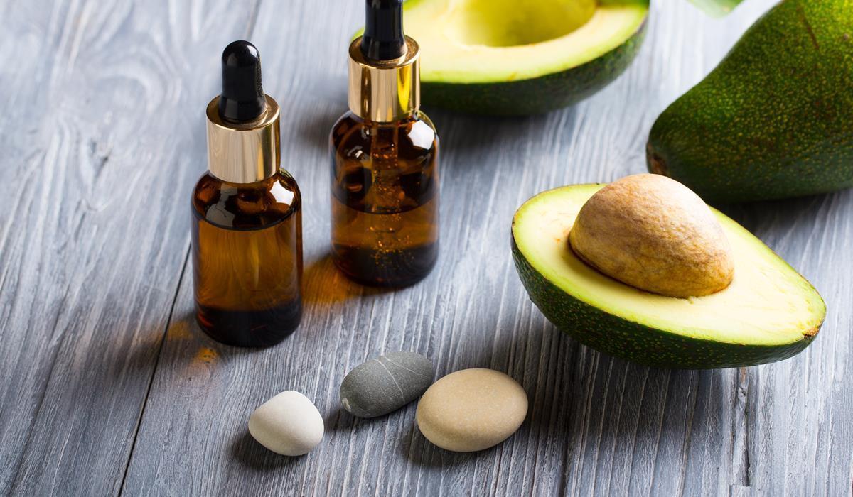 olej z owoców awokado
