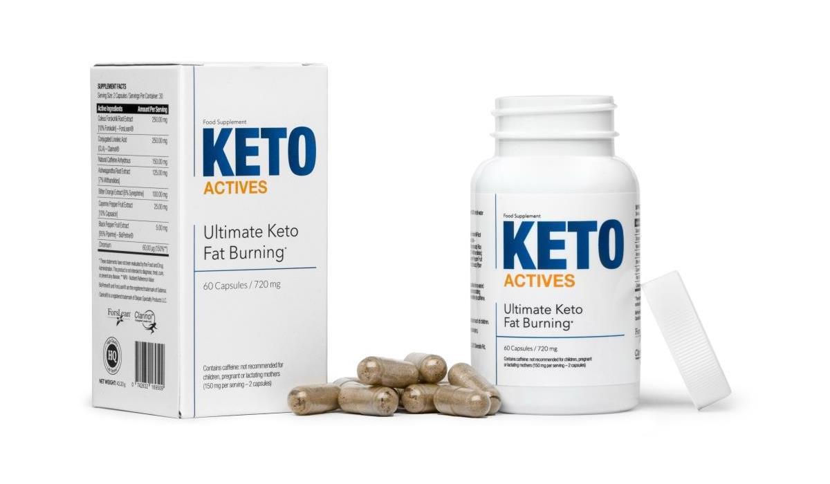 Suplement Keto Actives
