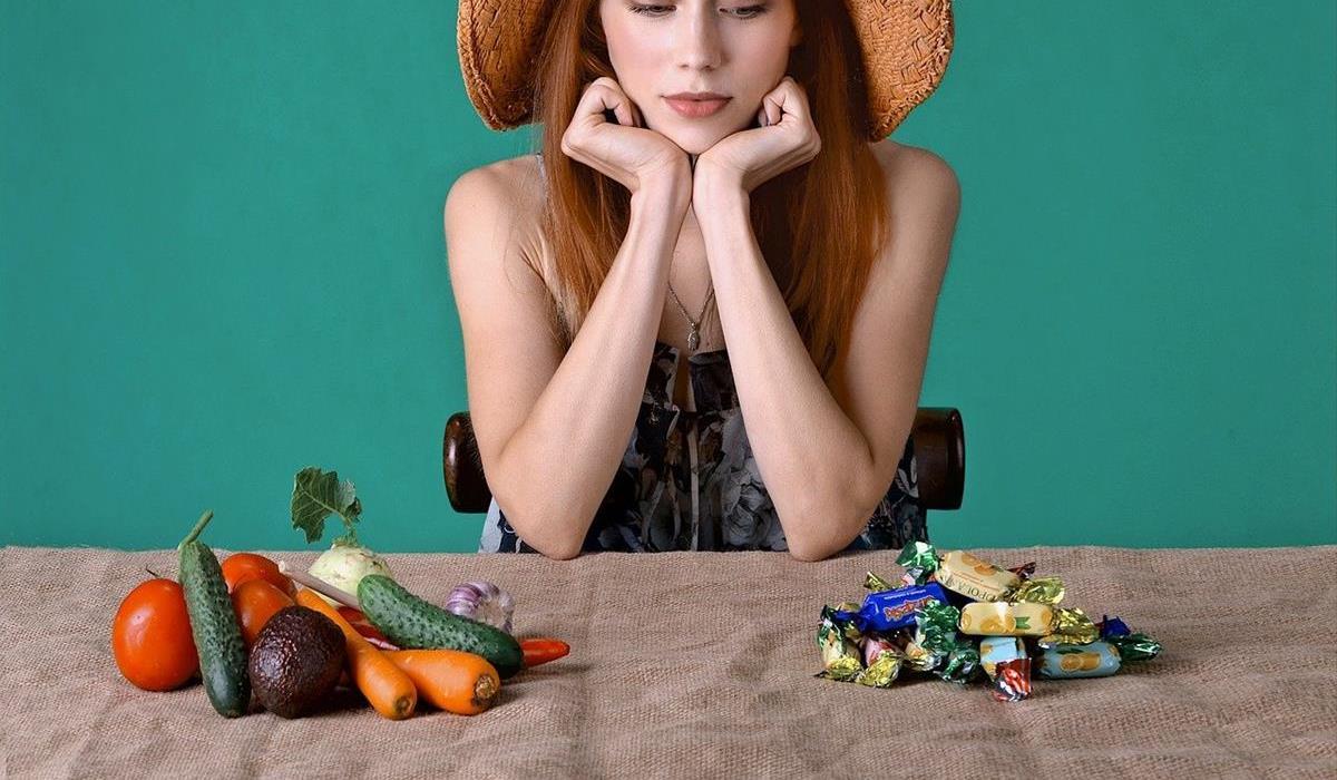warzywa czy słodycze