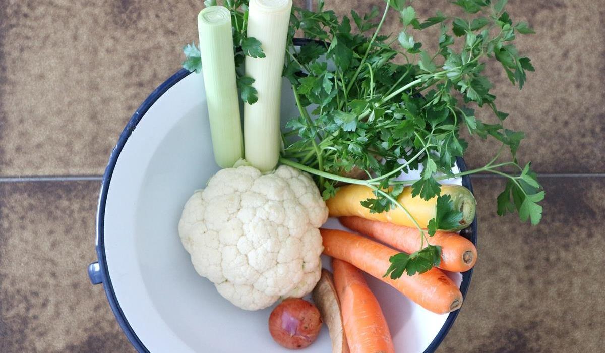 warzywa na zupę